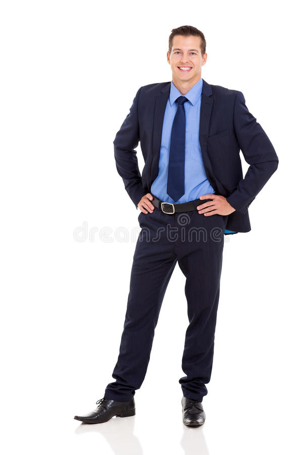 Business executive stock photography