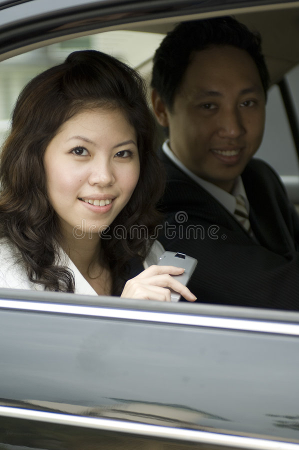 Business Executives Stock Image