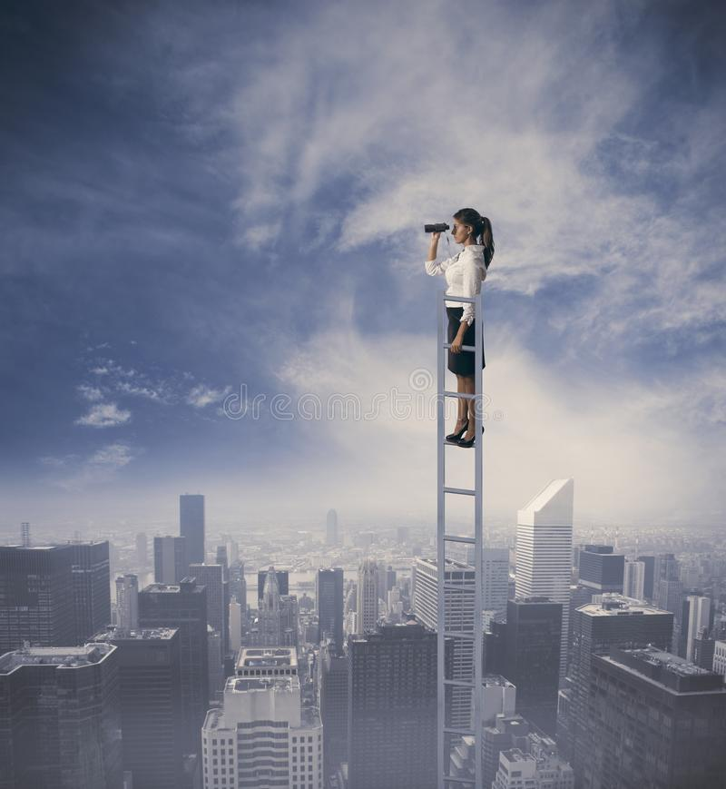 Download Business exploration stock image. Image of occupation - 28432555