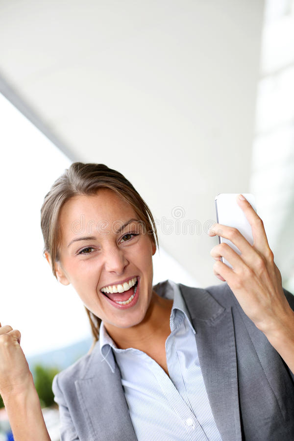 Business expression stock photo