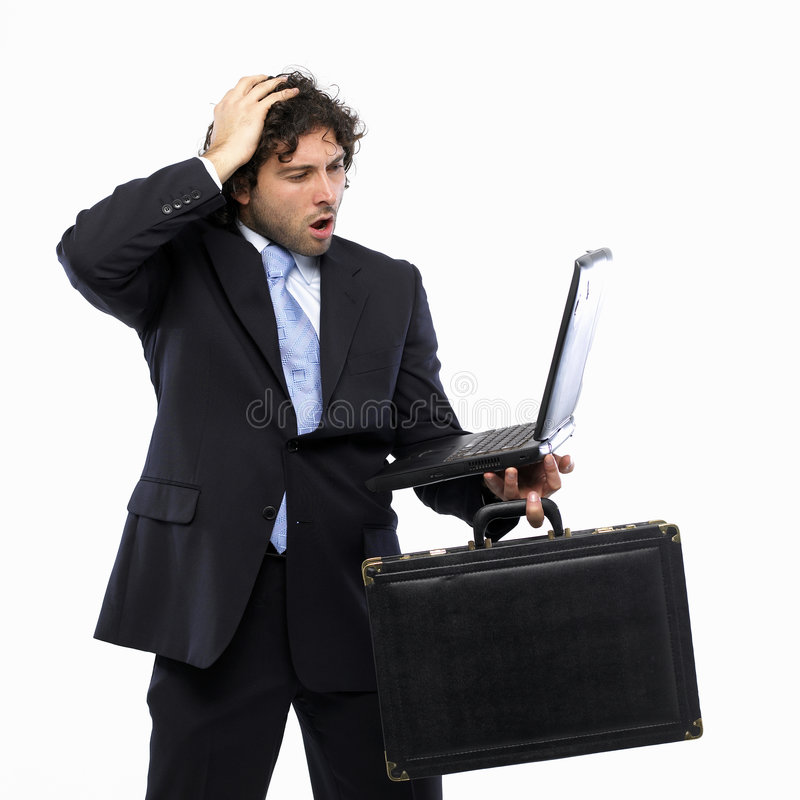 Business Failure stock images