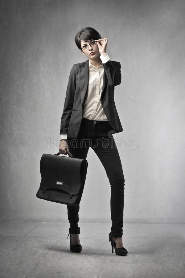 Business And Fashion Stock Photos
