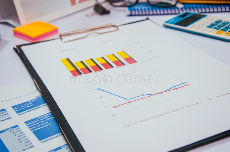 Business finance accounting royalty free stock photo