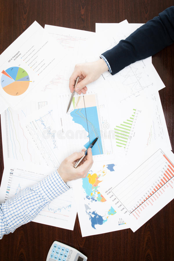 Business, finance and all things related royalty free stock photo