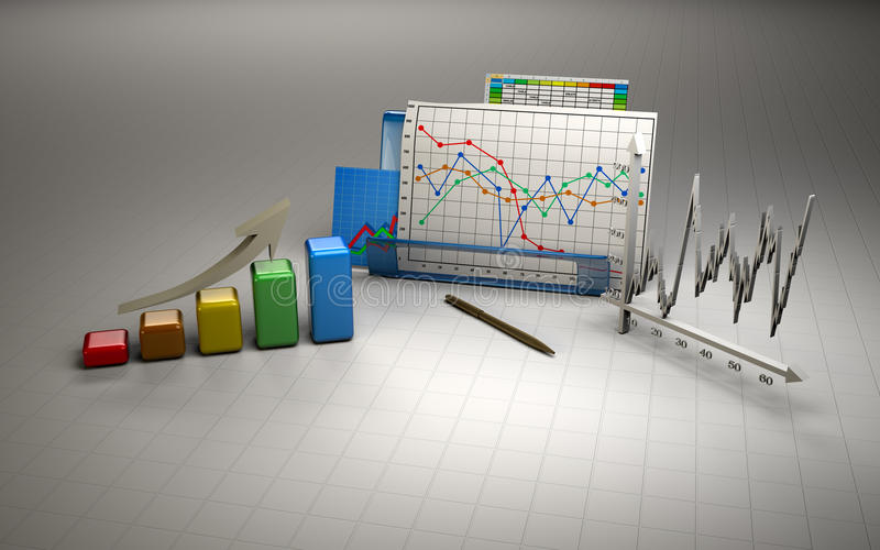 Business Finance Image Stock Photography