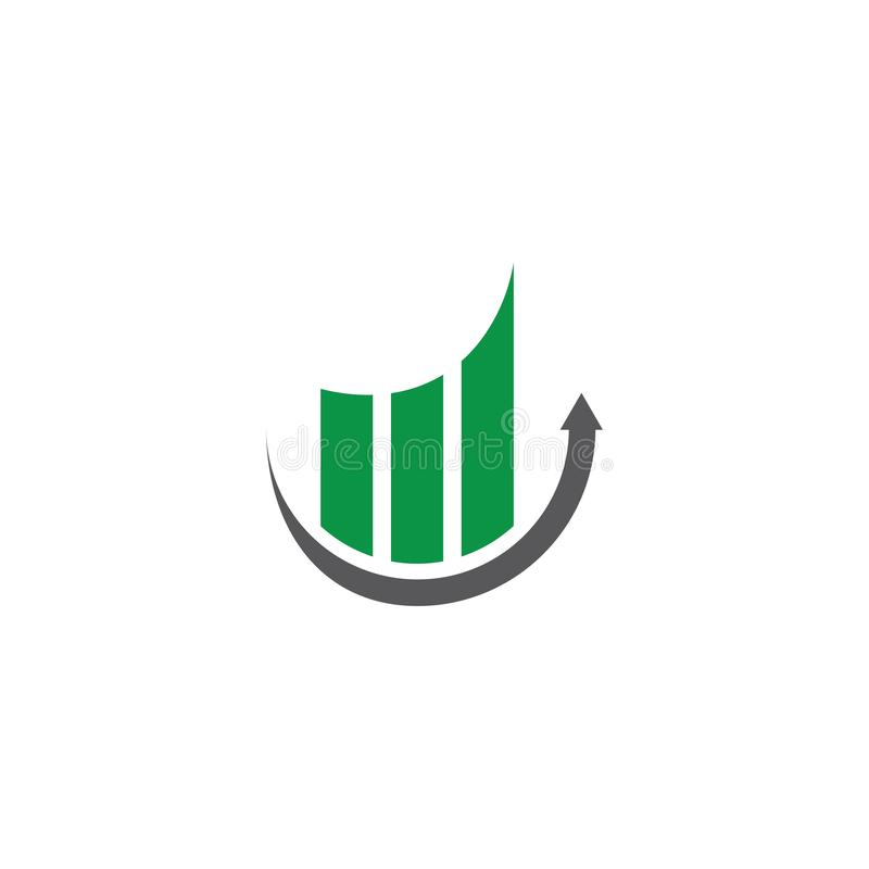 Business Finance Logo. Business Finance professional logo template, up, graph, economy, graphic, accounting, analyze, armor, arrow, banking, bar, branding, build vector illustration