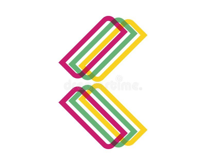 Business Finance Logo template royalty free illustration