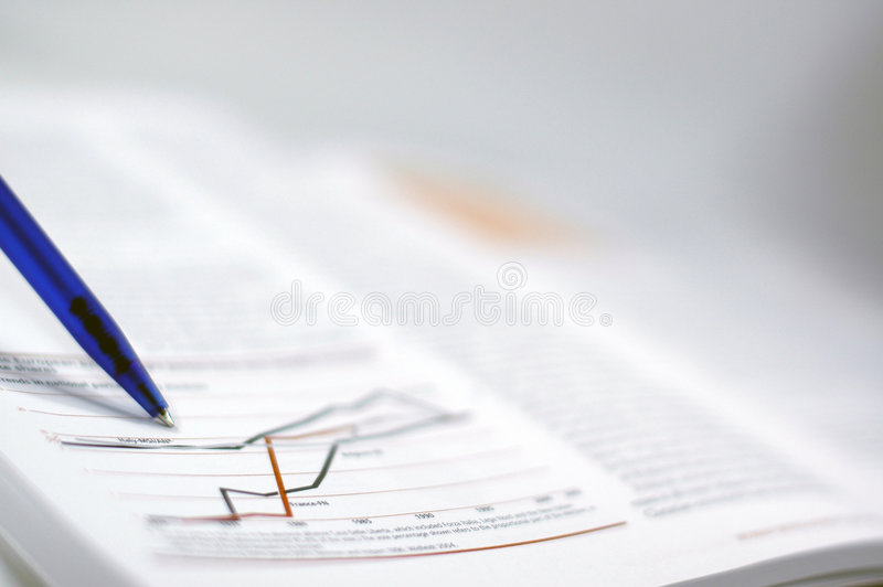 Download Business And Financial Report Stock Photos - Image: 1719503