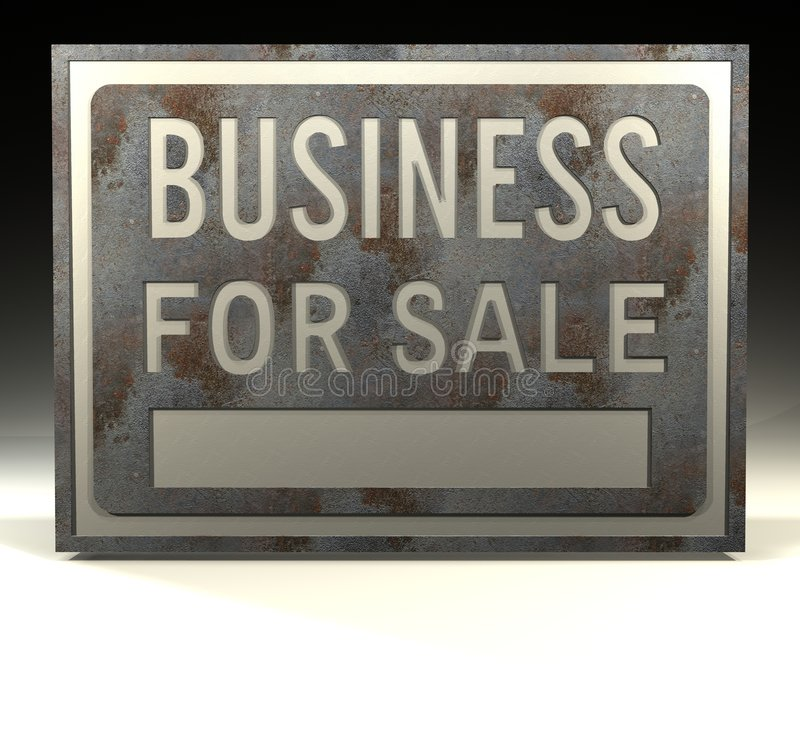 Free Business For Sale Stock Photos - 1867213