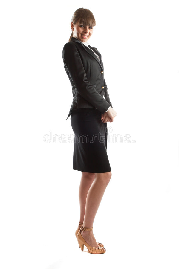 Business Formal Pose royalty free stock images