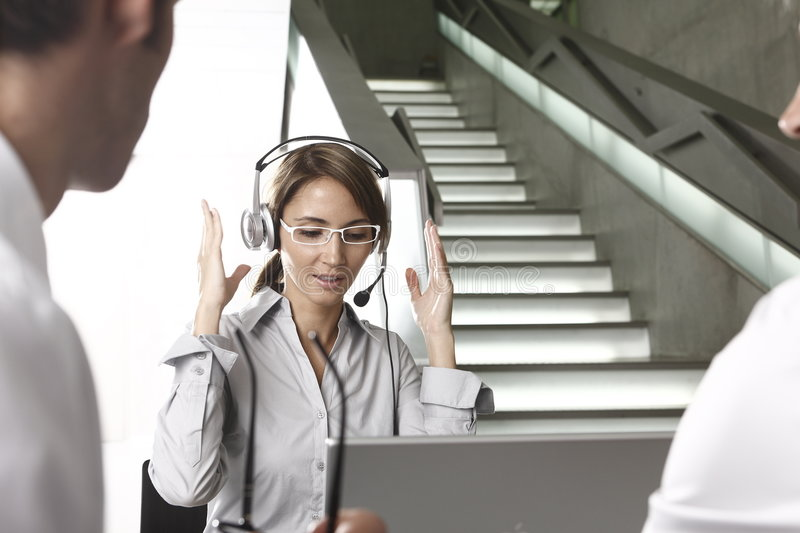 Download Business Future stock image. Image of headphones, would - 5693989