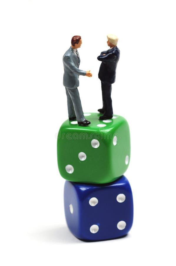 Free Business Gamble Royalty Free Stock Image - 12684756
