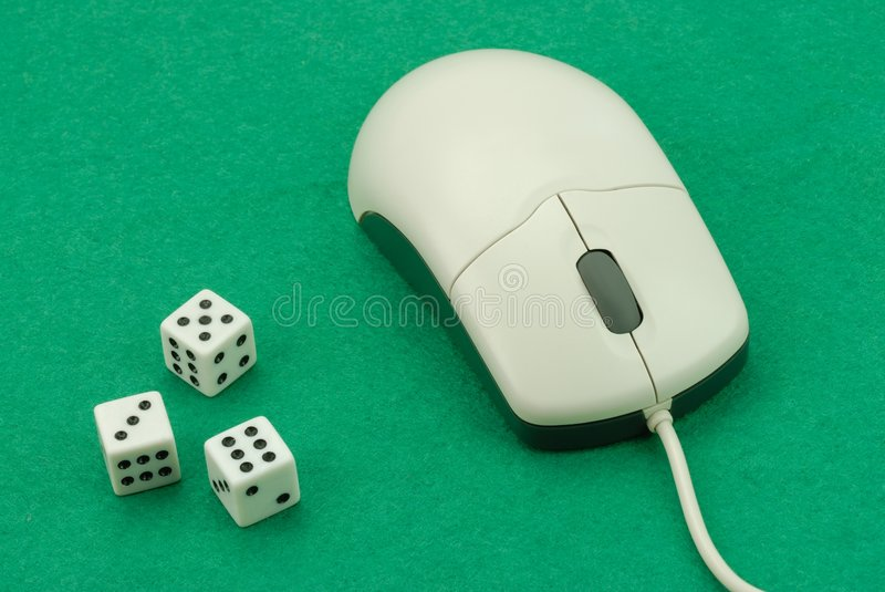 Download Business Is Gamble Royalty Free Stock Photos - Image: 9342968