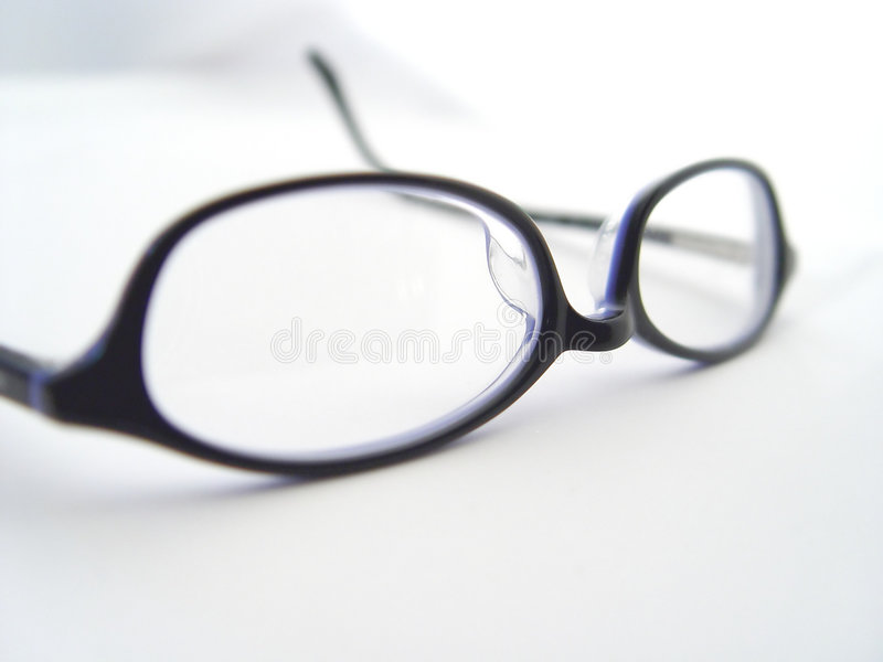 Business Glasses royalty free stock photo