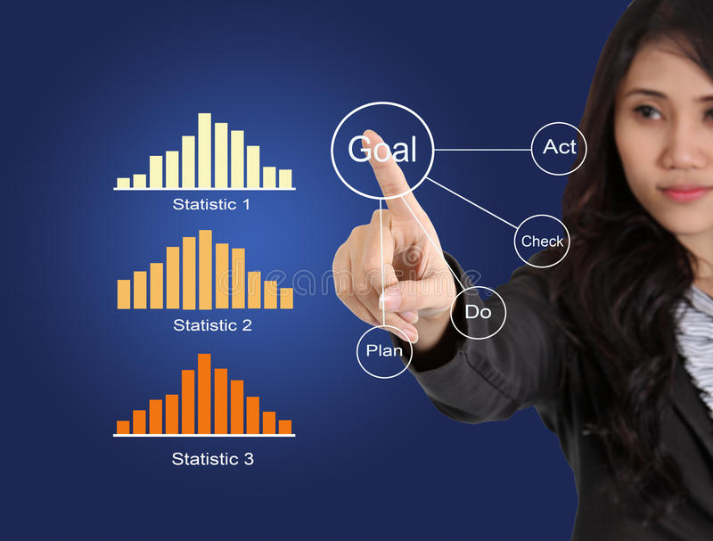 Download Business goal stock image. Image of goal, touch, business - 31205057