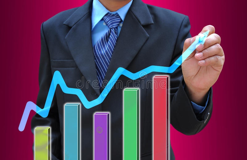 Download Business graph stock photo. Image of graph, expertise - 23196720