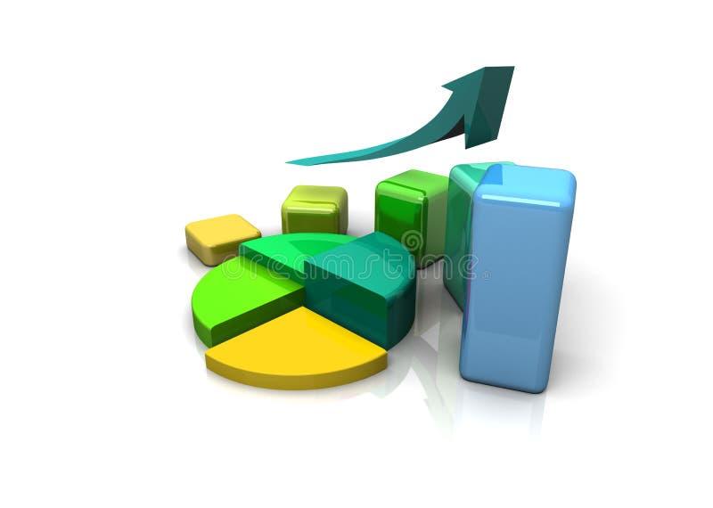 Download Business Graph, Chart, Diagram, Bar Stock Illustration - Image: 13190807