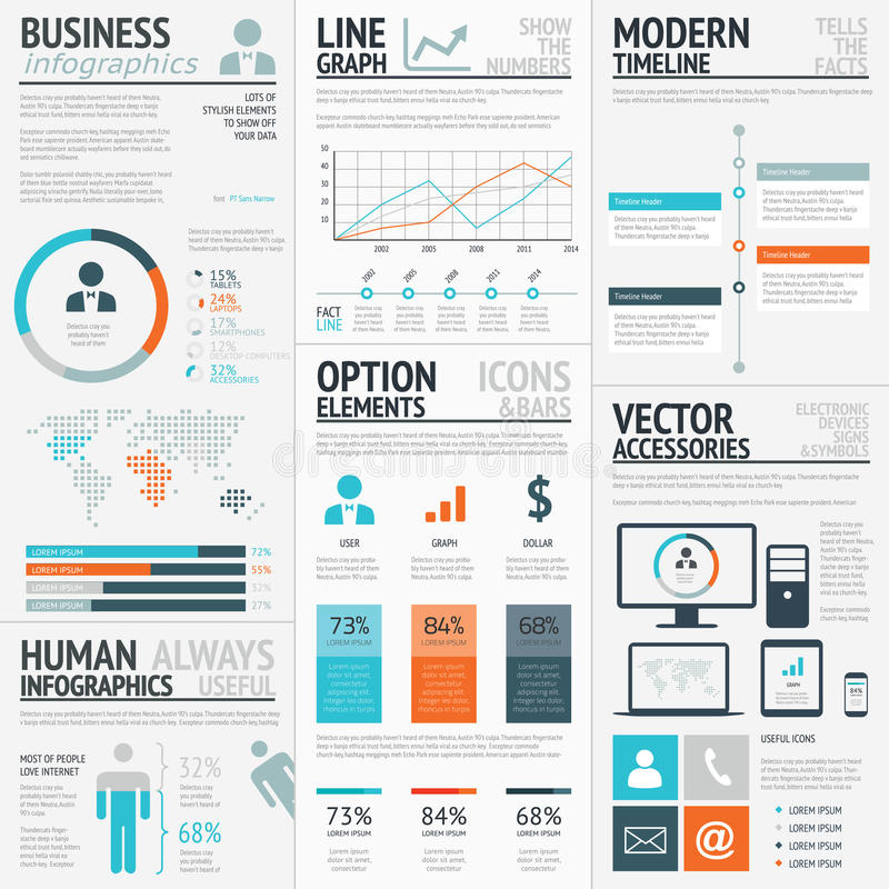 Business graphics data visualization vector element infographics download business graphics data visualization vector element infographics stock vector illustration of collection arrow publicscrutiny Images