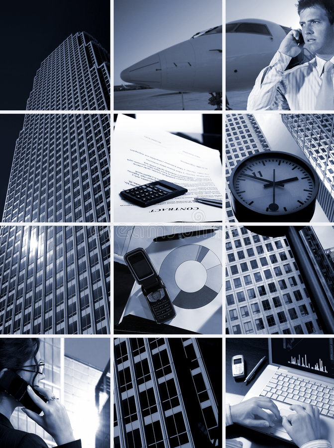 Download Business Grid - Time Is Money Stock Photo - Image: 2537298