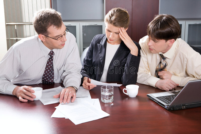 Download Business group stock photo. Image of professional, collar - 3510710