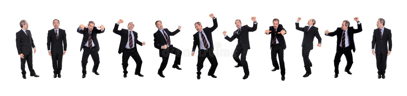 business group happy men στοκ εικόνες