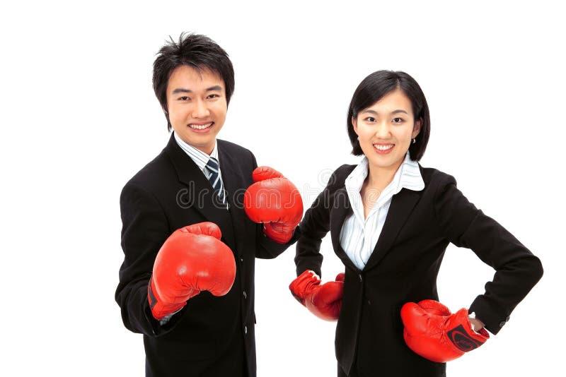 Business Group II stock photo