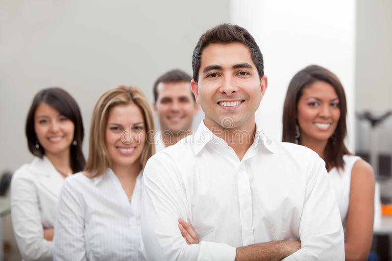 Download Business Group At The Office Stock Photo - Image: 15243464