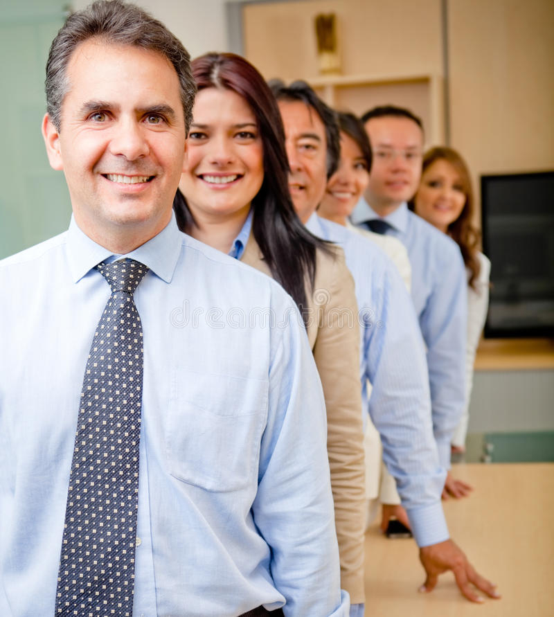 Download Business Group At The Office Stock Photo - Image: 22886634