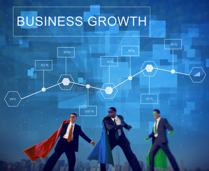 Business Growth Achievement Analytics Strategy Concept. Business Growth Achievement Analytics Strategy royalty free stock image