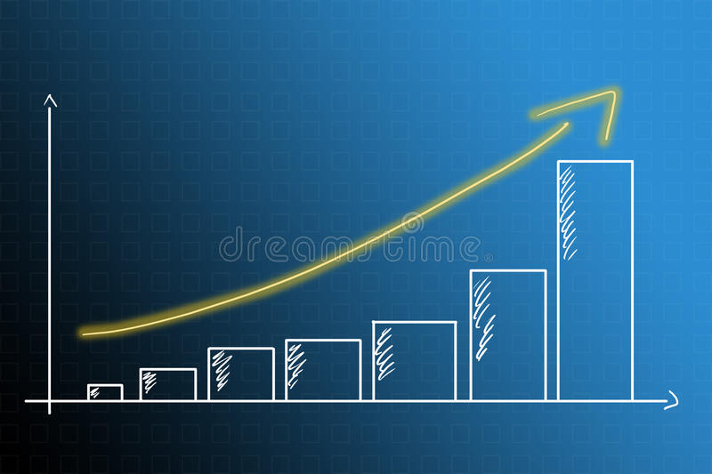Download Business growth, success stock photo. Image of diagram - 25927578