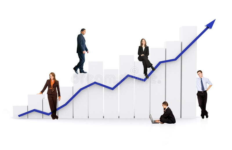 Download Business Growth And Success Stock Photo - Image: 4320476