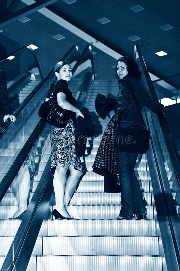 Download Business Hall Blue Stock Photos - Image: 7446573