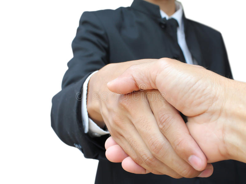 Download Business hand shake stock photo. Image of background - 20567216