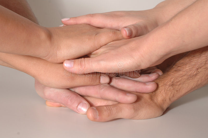 Download Business Hands Works Better Together Stock Photo - Image: 331506