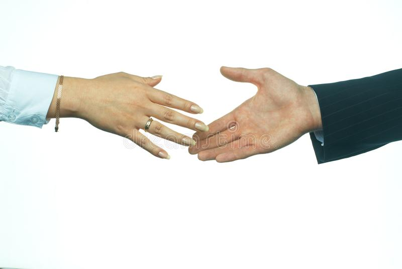 Download Business handshake stock image. Image of cooperation - 16908675
