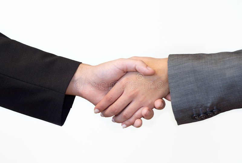 Download Business Handshake Royalty Free Stock Images - Image: 1710009