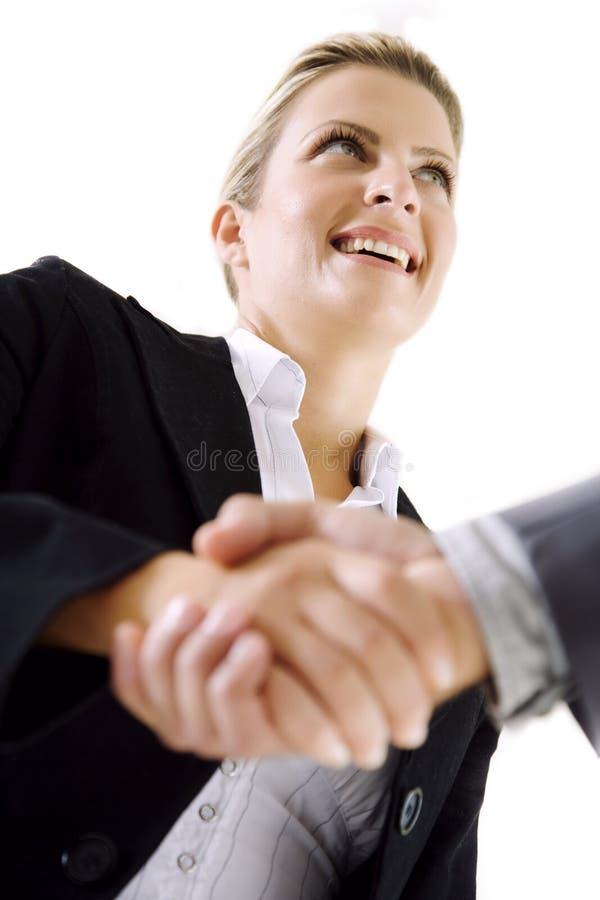 Free Business Handshake Royalty Free Stock Image - 4134156