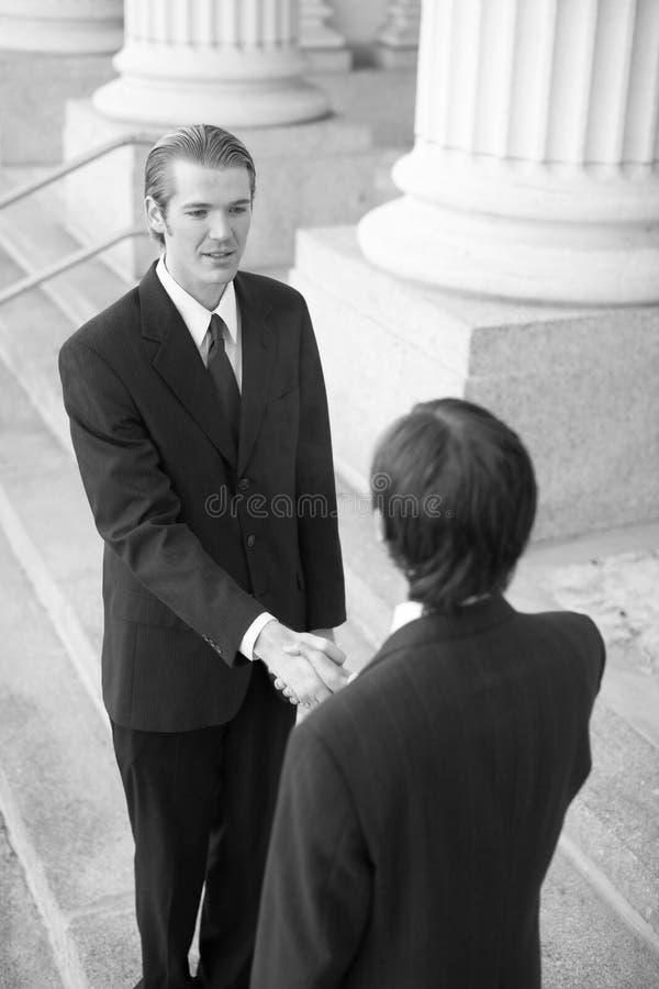 Download Business handshake stock photo. Image of meet, black, high - 4197914