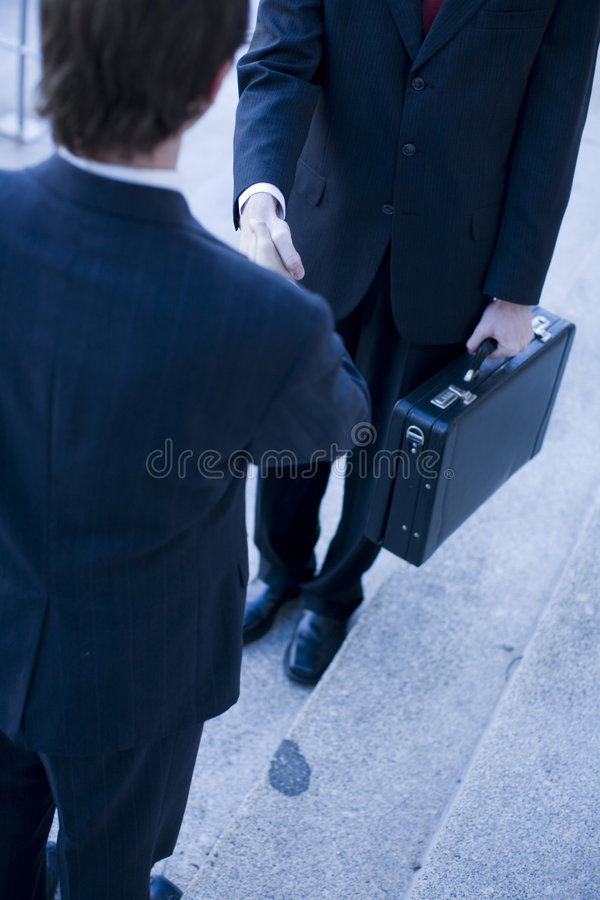 Download Business handshake stock image. Image of over, accomplish - 4383617