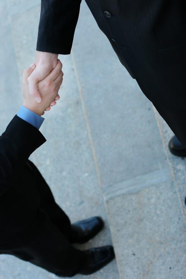 Download Business Handshake stock image. Image of caucasian, motivation - 4383649
