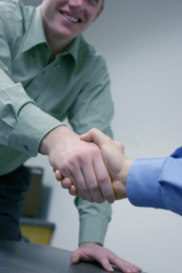 Free Business Handshake 5 Royalty Free Stock Images - 964919