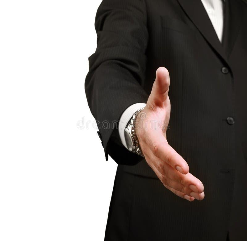 Download Business handshake stock image. Image of communication - 7709509