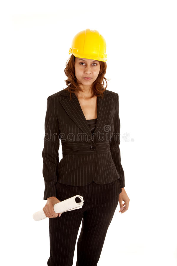 Business hat stock photo