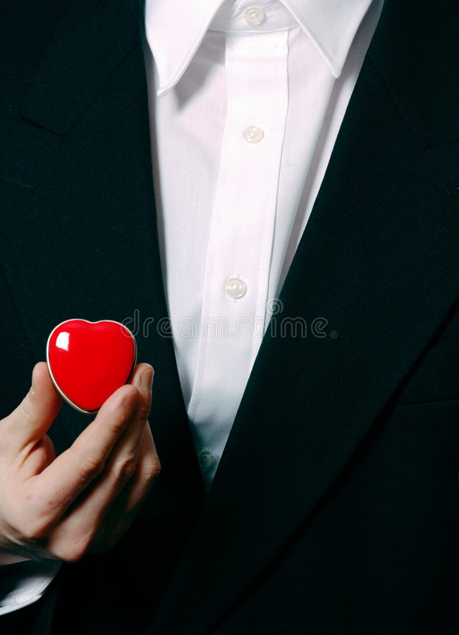 Download Business Heart Stock Photo - Image: 510110