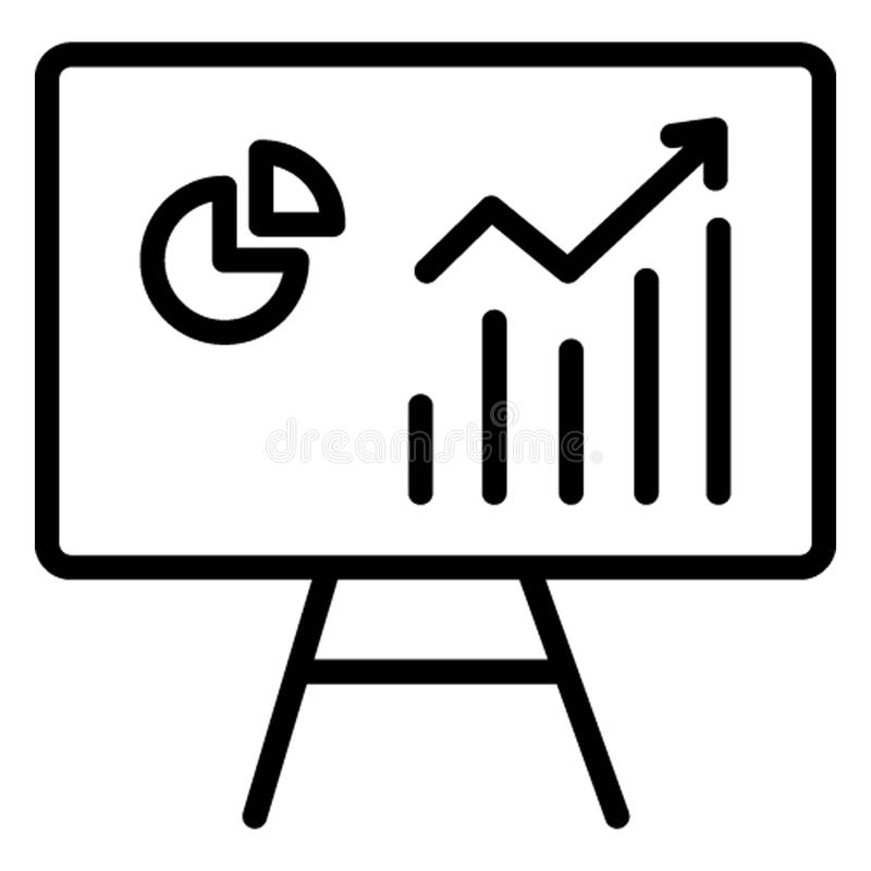 Business hierarchy, chain of ranking .  Vector icon which can easily modify or edit vector illustration