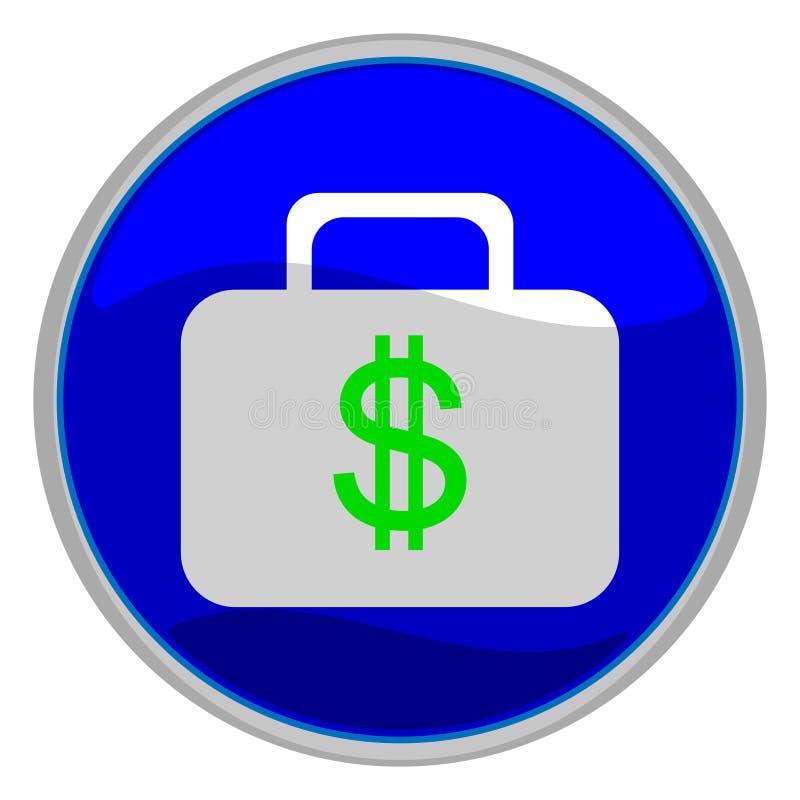 Business icon stock illustration
