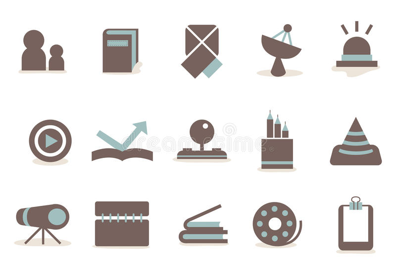Business icon 02 royalty free illustration