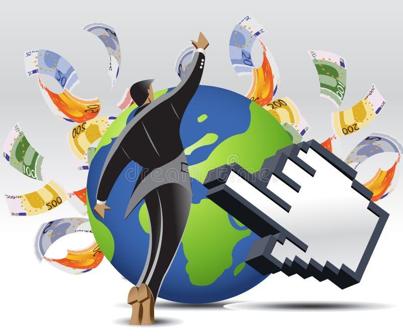 Business Illustration stock illustration