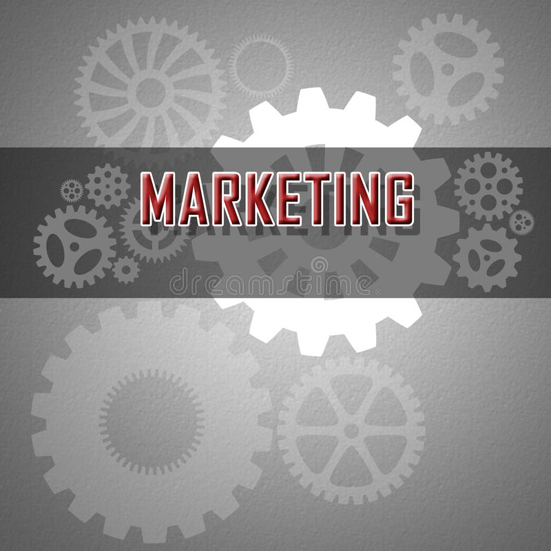 Business innovation and Marketing royalty free stock photos
