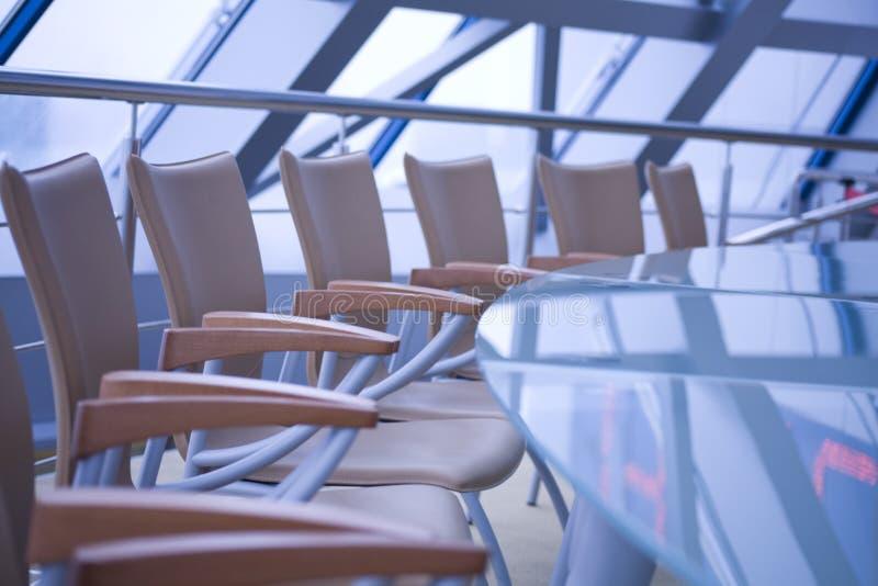 Business interior royalty free stock photos